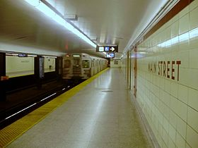 Image illustrative de l'article Main Street (métro de Toronto)