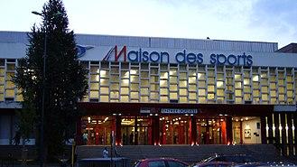 EuroBasket 1999 - Image: Maison Sports CF