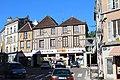 Maisons colombages Place De Gaulle Tonnerre 3.jpg