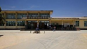 Makambako - Rail station