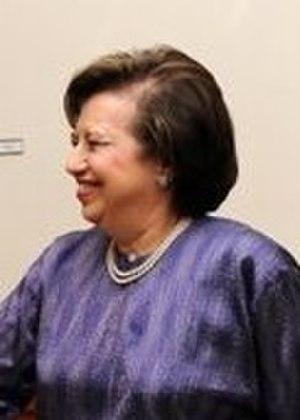 Zeti Akhtar Aziz - Image: Malaysian Central Bank Governor Tan Sri Dr. Zeti Akhtar Aziz