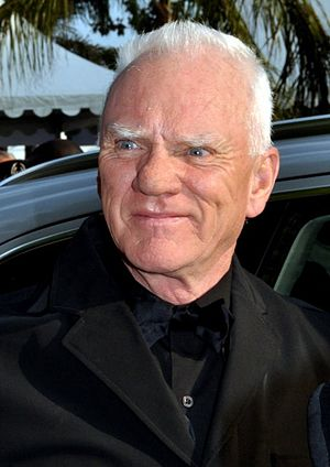 Malcolm McDowell - Malcolm McDowell at the 2011 Cannes Film Festival.