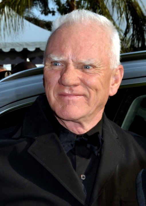 Malcolm McDowell Cannes 2011