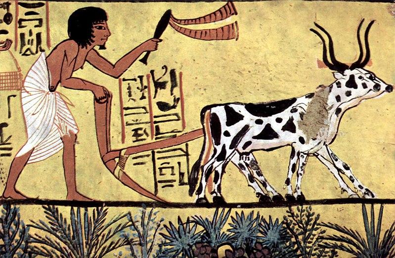 File:Maler der Grabkammer des Sennudem 001.jpg