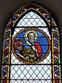 Mametz (Pas-de-Calais, Fr), église de Crecques, vitrail 05.JPG