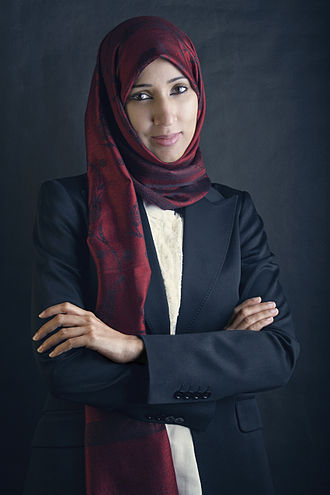 2011–12 Saudi Arabian protests - Women's rights activist Manal al-Sharif, one of the organisers of the women's right-to-drive campaign