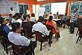 Manash Bagchi Addressing - Inaugural Session - Professional Training Programme On Cyber Security - CDAC-NCSM - Kolkata 2017-12-12 6158.JPG