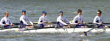 The Manchester University Boat Club is one of many Athletic Union clubs Manchester University Boat Club.jpg
