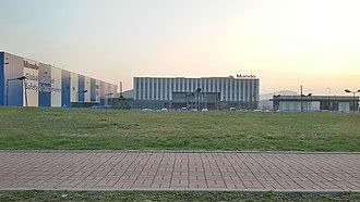 Mando Corporation - Mando Office. Poland in Wałbrzych