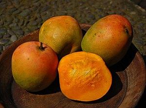 Javanesisk mangosort