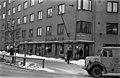 Mannerheimintie 152. - Kuusitie 2. Elannon myymälä, lihamyymälä, Helsingin osakepankki - N92665 (hkm.HKMS000005-km0000nbkj).jpg