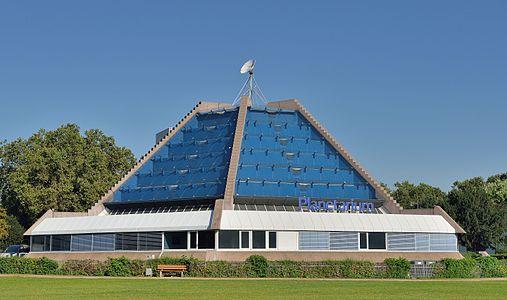 Mannheim: planetarium