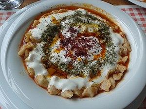 Manti (food) - Image: Manti of Kayseri