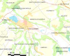 Map commune FR insee code 27467.png
