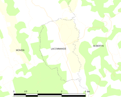 Map commune FR insee code 64299.png