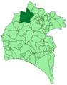 Map of Aroche (Huelva).png