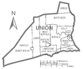 Map of Union County, Pennsylvania.png