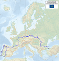 Map of the European Long Distance Path E3.png