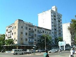 Centro da capital.