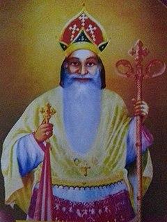 Thoma III Metropolitan bishop who sat on Malankara throne and lead the Malankara Church