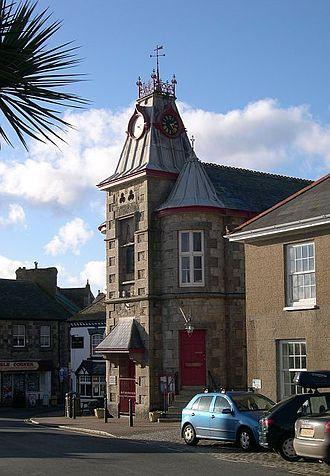 Marazion - Marazion Town Hall