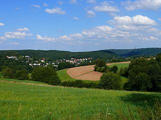 Marbach, Marburg District of Marburg in Hesse, Germany