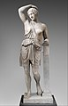 Marble statue of a wounded Amazon MET DP277772.jpg