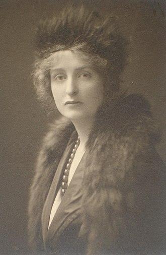 Richmond Palmer -  Margaret Isabel Smith