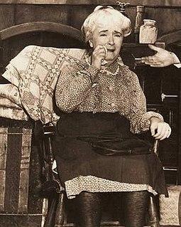 Margaret Seddon American actress