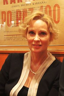 Maria Gładkowska Polish actress