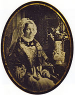 Daguerreotype of Marie Louise, 1847 (Source: Wikimedia)