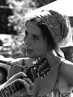 Maria Muldaur American folk and blues singer