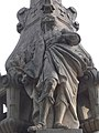 Maria column ID 7049. Statue of Saint Roch. - Gödöllő.JPG