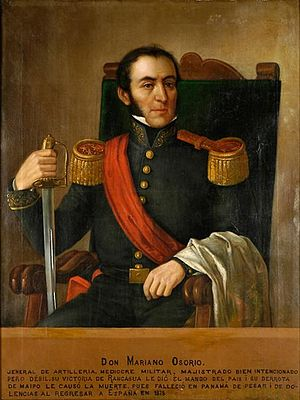 Mariano Osorio - Image: Mariano Osorio