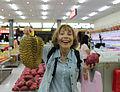 Marina Moskvina with durian.jpg