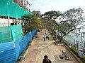 Marine Drive Walk Way Ernakulam.JPG