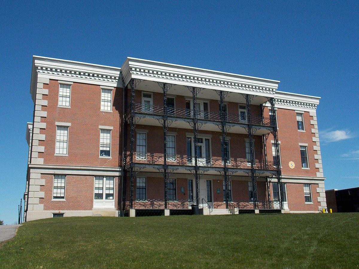 Marine Hospital Portland Maine Wikipedia