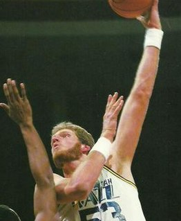 Mark Eaton American former professional basketball player