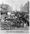 Market day, Jacques Cartier Square, Montreal, QC, 1894.jpg