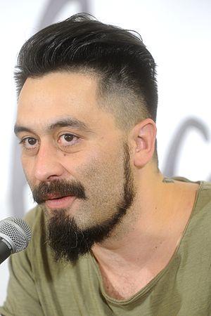 Marko Djurdjević - Marko Djurdjević at Lucca Comics & Games 2016