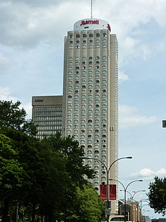 Marriott Chateau Champlain 2012.jpg