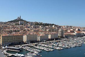 Provence-Alpes-Côte d'Azur - Marseille.