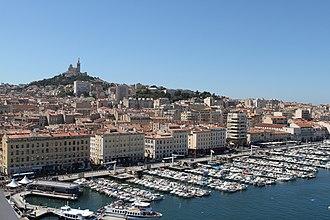 Provence-Alpes-Côte d'Azur - Marseille