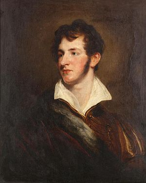 Philip Corbet - Corbet's portrait painted by Martin Archer Shee in 1823