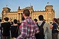 Martin Rulsch giving a tour of Berlin - Reichstag - 01.jpg