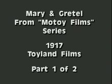 Файл:Mary and Gretel (1916).webm