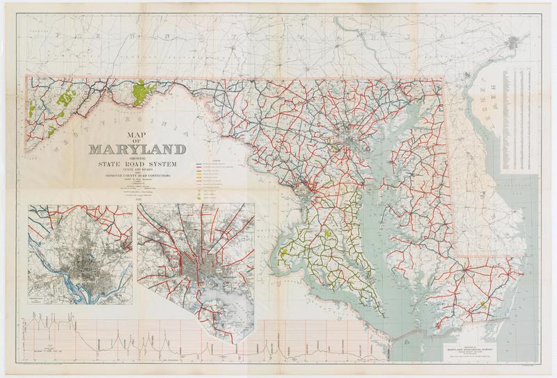 File:Maryland State Highway Map - 1935.pdf