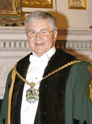 John Marshall (eye laser scientist) - John Marshall. Master of the Worshipful Company of Spectacle Makers 2011–12