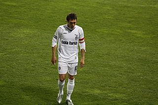 Matías Emilio Delgado Argentine association football player