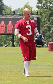 Matt Bryant American football placekicker